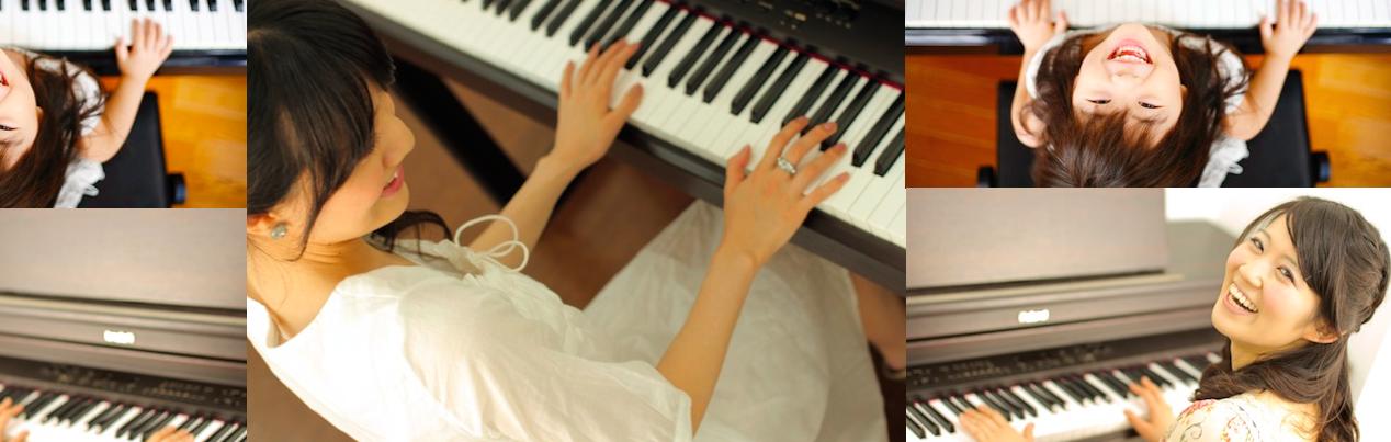 月1回¥2500からのピアノ教室♪